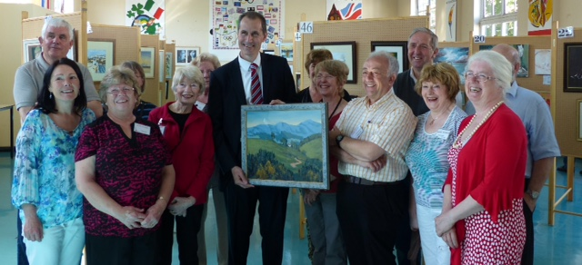 Maghull Art Group Exhibition