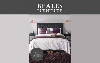 An Exciting New Furniture Store for Wayfarers