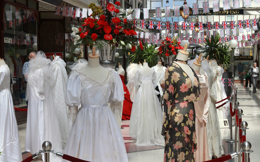 Historic Wedding Dress Exhibition