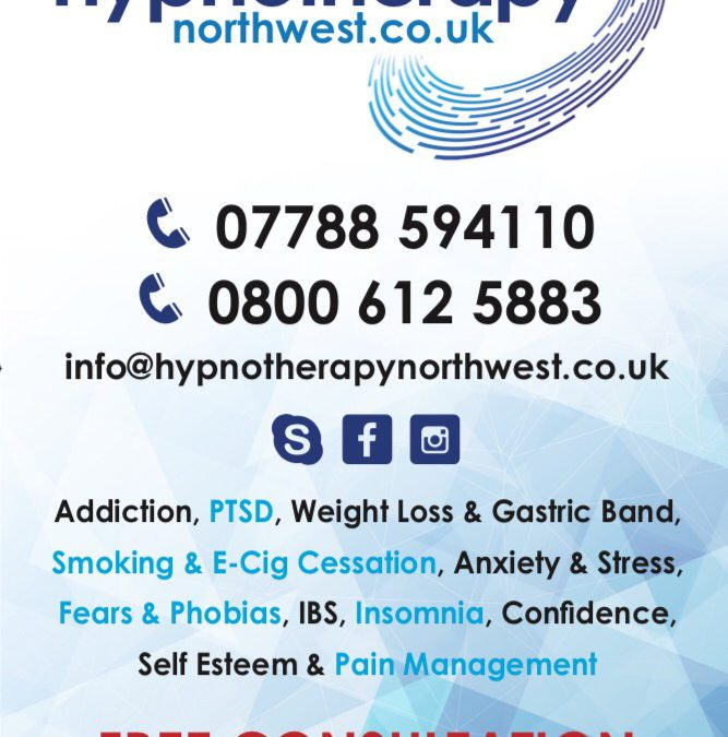 Hypnotherapy North West