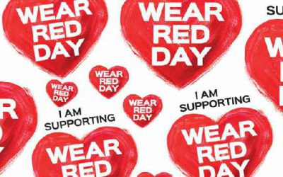 Wear it Red Day